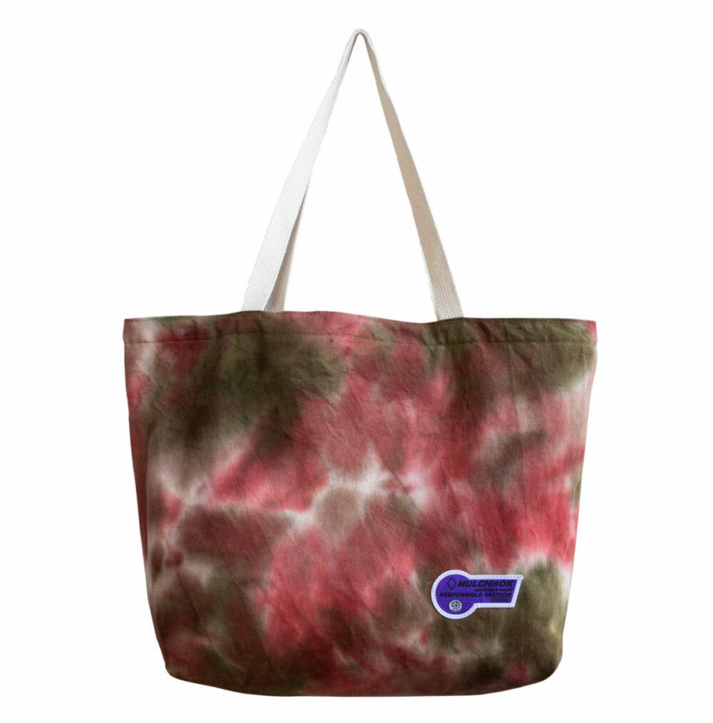 Hippy Camo Tote Bag
