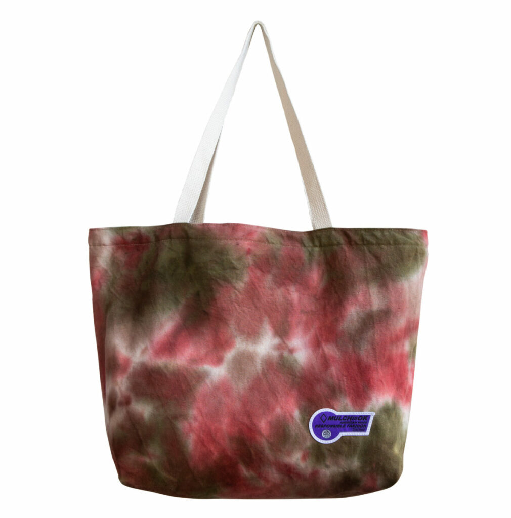 Hippy Camo Tote Bag